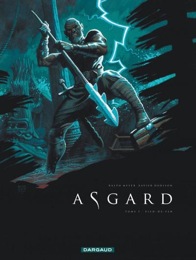 image de Asgard tome 1 - Pied de fer
