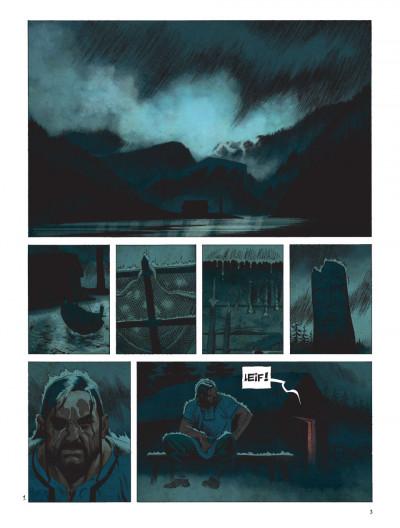 Page 1 Asgard tome 1 - Pied de fer