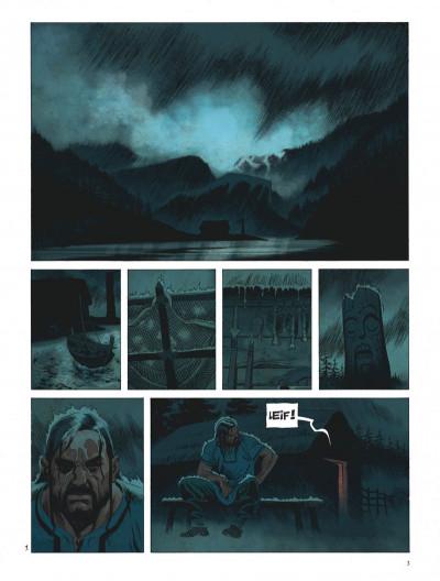 Page 3 Asgard tome 1 - Pied de fer