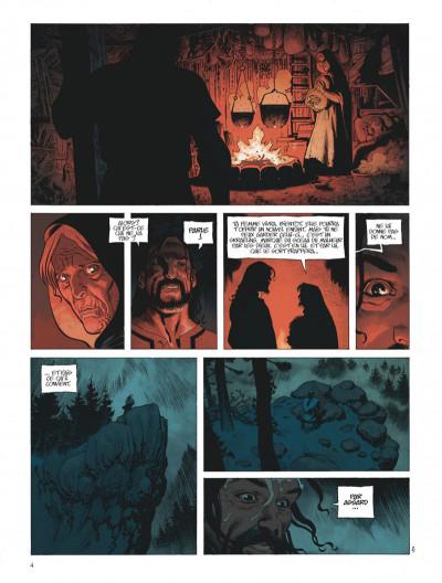 Page 4 Asgard tome 1 - Pied de fer