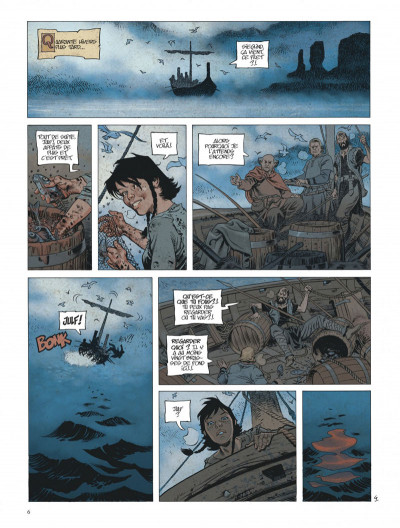Page 6 Asgard tome 1 - Pied de fer