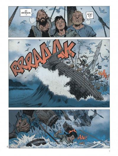 Page 7 Asgard tome 1 - Pied de fer