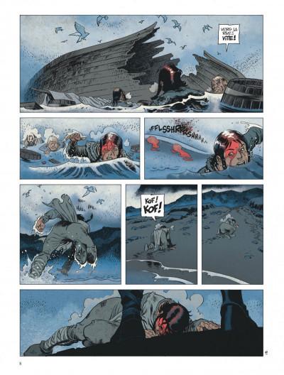 Page 8 Asgard tome 1 - Pied de fer