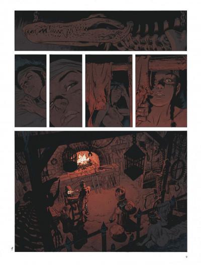 Page 9 Asgard tome 1 - Pied de fer