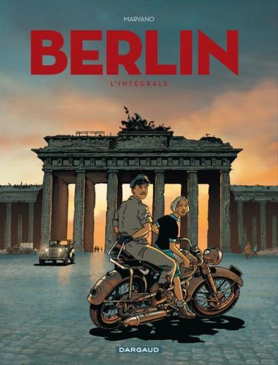 Couverture Berlin (Marvano) - intégrale