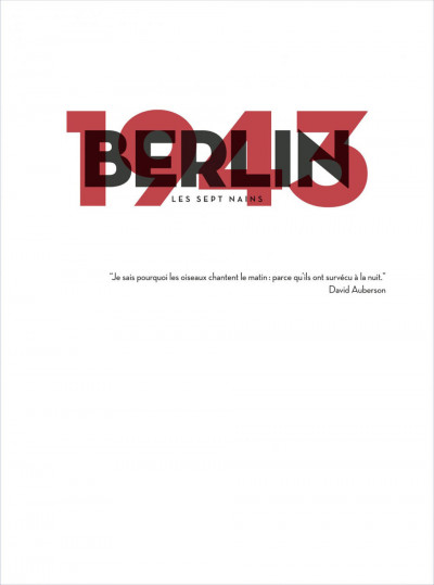 Page 4 Berlin (Marvano) - intégrale