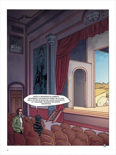 Page 4 nanami tome 5 - le combat final