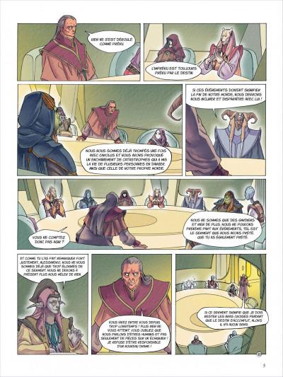 Page 5 nanami tome 5 - le combat final