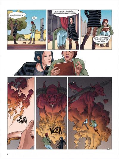 Page 6 nanami tome 5 - le combat final