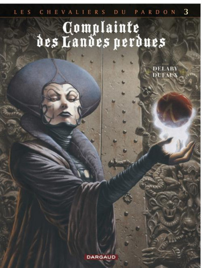 Couverture complainte des landes perdues - cycle 2 tome 3