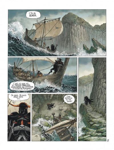 Page 3 complainte des landes perdues - cycle 2 tome 3