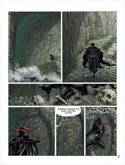 Page 4 complainte des landes perdues - cycle 2 tome 3