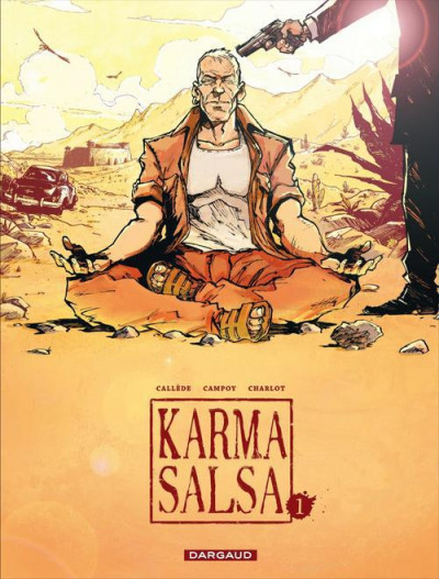 image de karma salsa tome 1