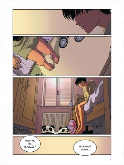 Page 2 valentine tome 1