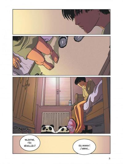 Page 3 valentine tome 1
