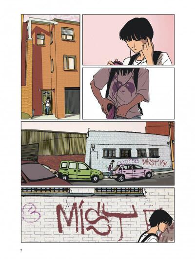Page 4 valentine tome 1
