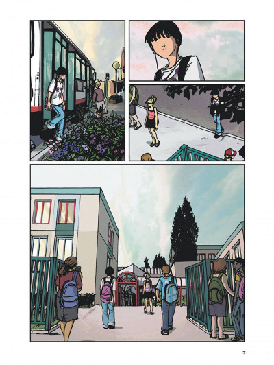 Page 7 valentine tome 1