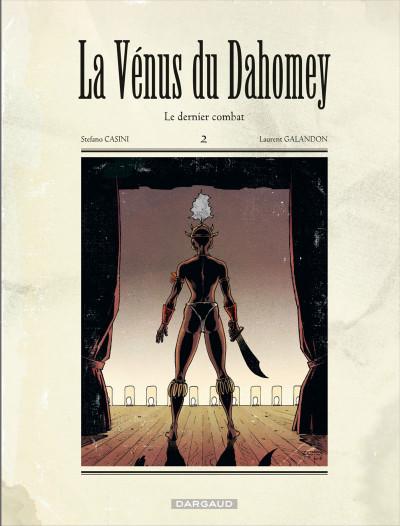 image de la vénus du Dahomey tome 2 - le dernier combat
