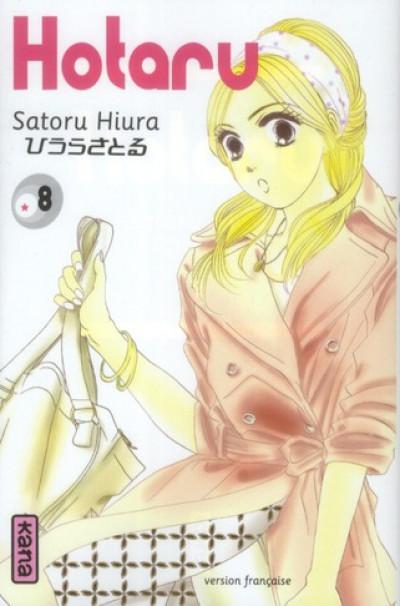 Couverture Hotaru tome 8