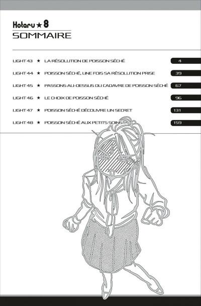 Page 2 Hotaru tome 8