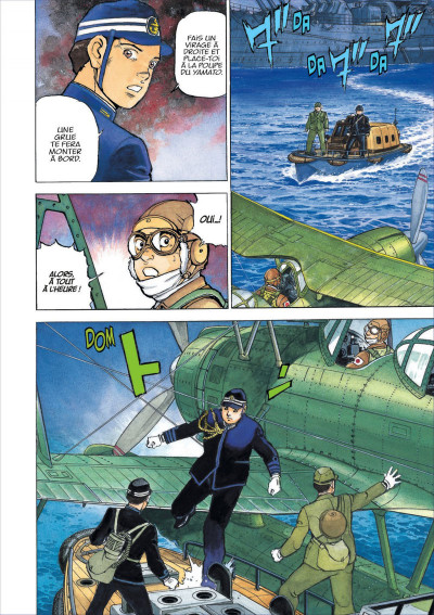Page 4 Zipang tome 34