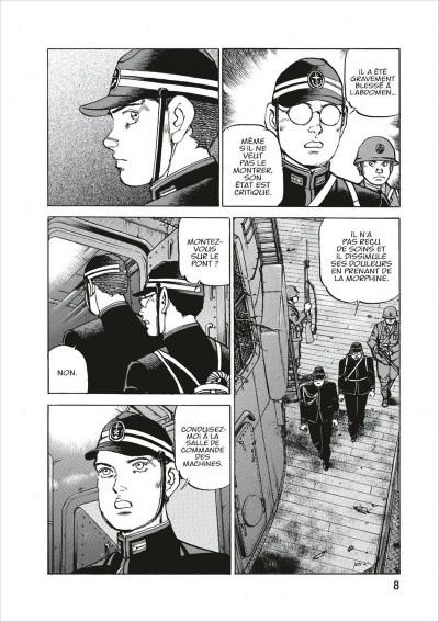 Page 8 Zipang tome 34