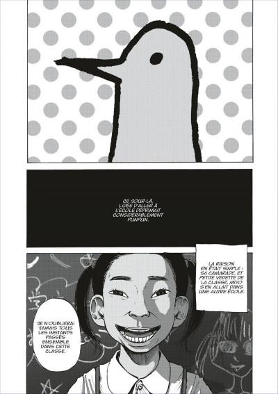 Page 6 Bonne nuit Punpun tome 1