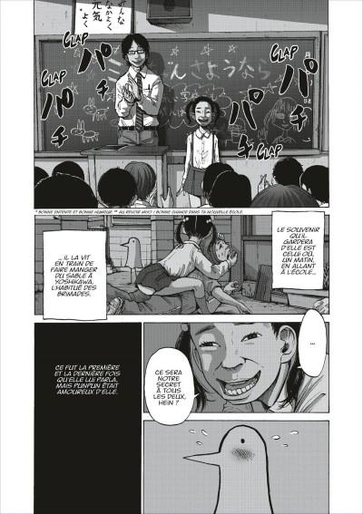 Page 7 Bonne nuit Punpun tome 1