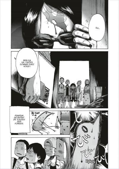 Page 7 Bonne nuit Punpun tome 2