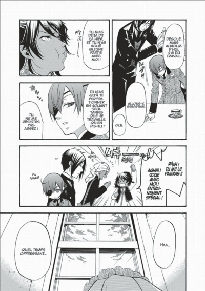 Page 7 black butler tome 9