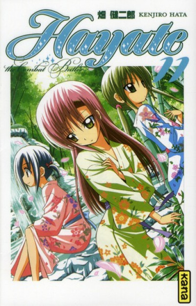 Couverture hayate the combat butler tome 11