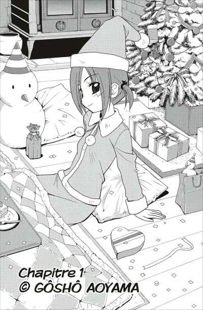 Page 5 hayate the combat butler tome 11