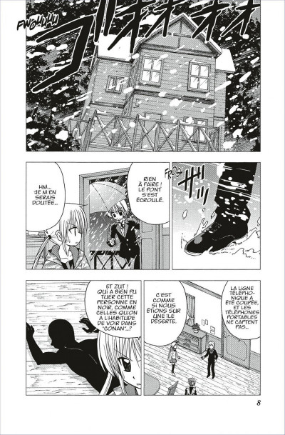 Page 8 hayate the combat butler tome 11