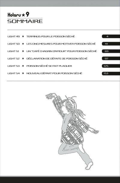Page 2 Hotaru tome 9