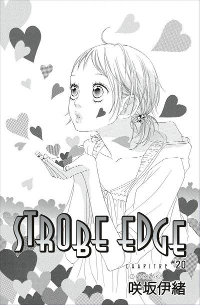 Page 3 strobe edge tome 6