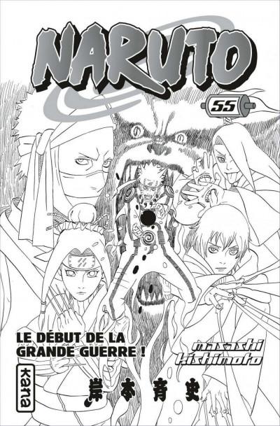 Page 2 Naruto tome 55