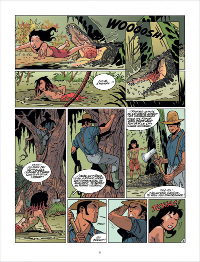 Page 6 Poison Ivy - intégrale tome 1 à tome 3