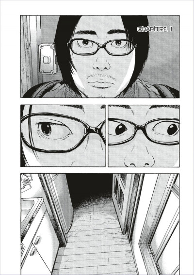 Page 8 I am a hero tome 1