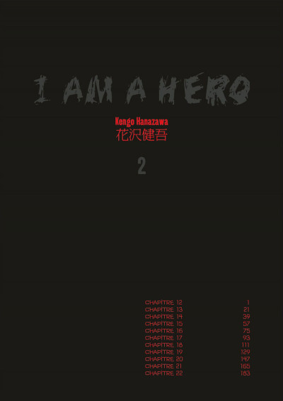 Page 4 I am a hero tome 2