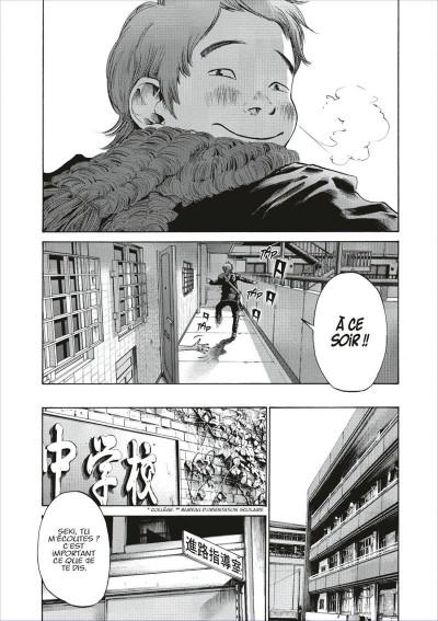 Page 6 Bonne nuit punpun tome 3