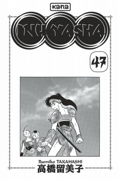 Page 3 inu-yasha tome 47