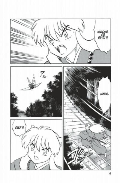 Page 6 inu-yasha tome 47