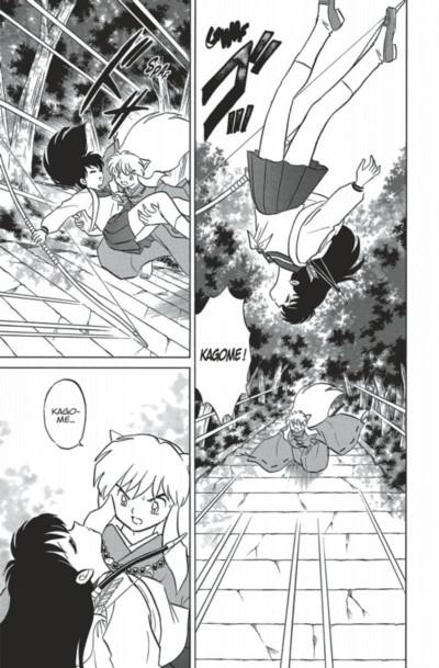 Page 7 inu-yasha tome 47