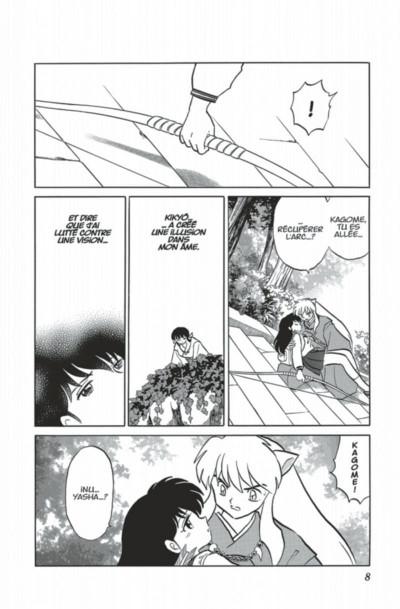 Page 8 inu-yasha tome 47