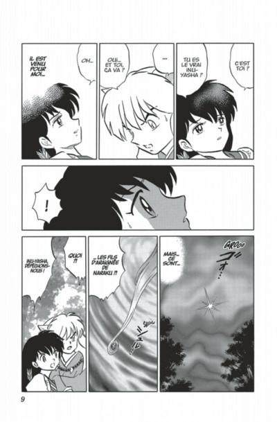 Page 9 inu-yasha tome 47