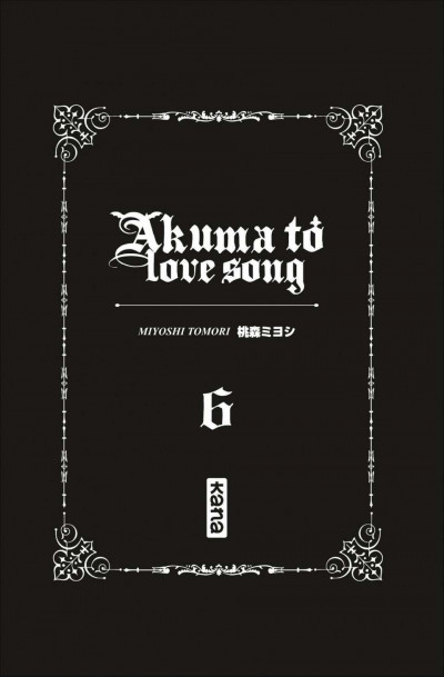 Page 2 akuma to love song tome 6
