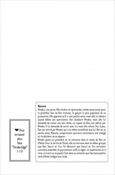 Page 1 strobe edge tome 8