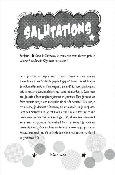 Page 4 strobe edge tome 8