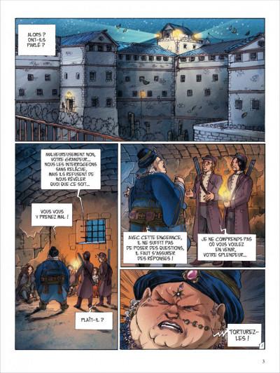 Page 2 okheania tome 5 - La clairière