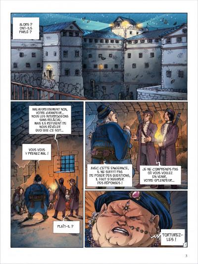 Page 3 okheania tome 5 - La clairière